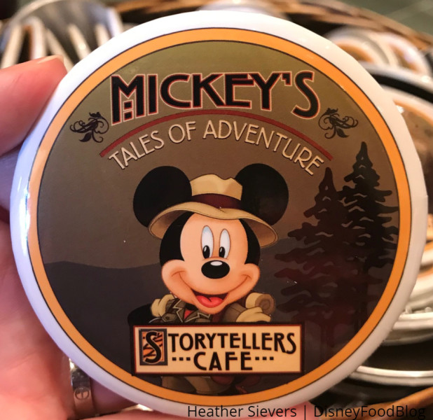 Mickey's Tales of Adventure Breakfast and Brunch