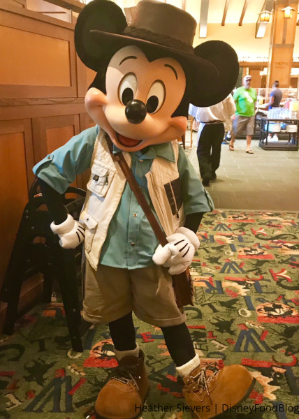 Mickey's Tales of Adventure with... Mickey! In hiking gear!