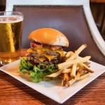 NEW Seasonal Super Triple Burger Debuts at D-Luxe Burger in Disney World