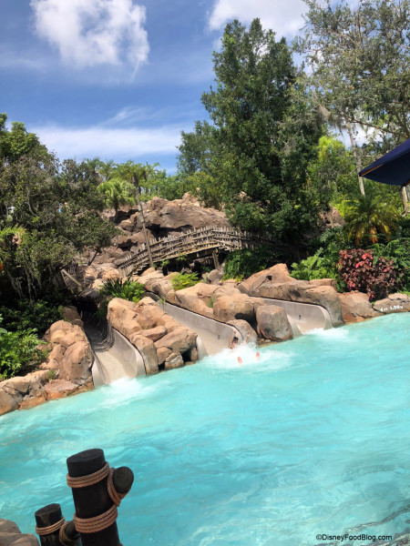 Typhoon Lagoon Storm Slides