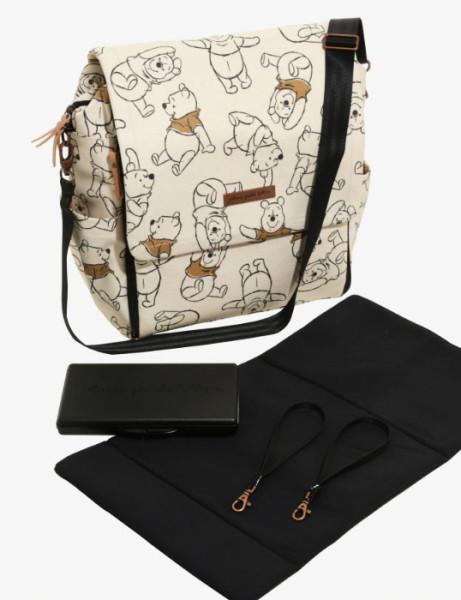 Winnie the Pooh Backpack/Diaper Bag