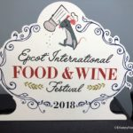 Countdown to the 2018 Epcot Food and Wine Festival!