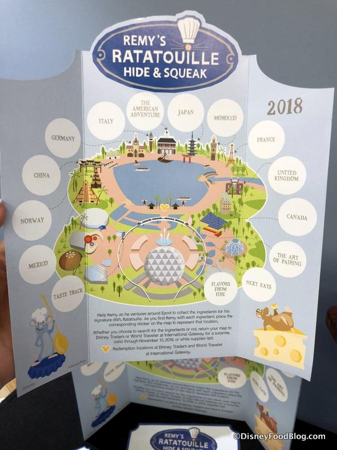 Disney Food And Wine Festival  Merchandise