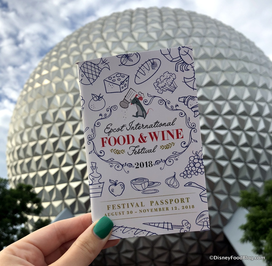 2020 Epcot Food And Wine Festival Menu 2019 Epcot Food and Wine Festival Dates and Details Are HERE!!
