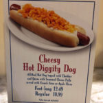 "Review! We Tried the ""Cheetos"" Hot Dog in Magic Kingdom!"
