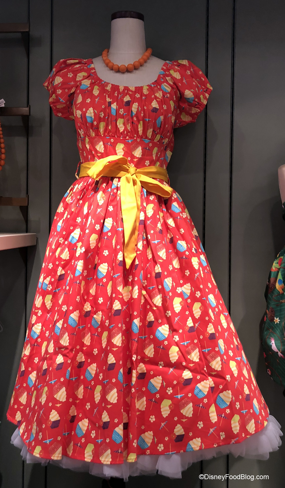 Dole Whip Dress Debuts in Disney Parks! | the disney food blog
