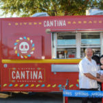 4 Rivers Cantina Barbacoa Food Truck Ribbon Cutting in Disney Springs