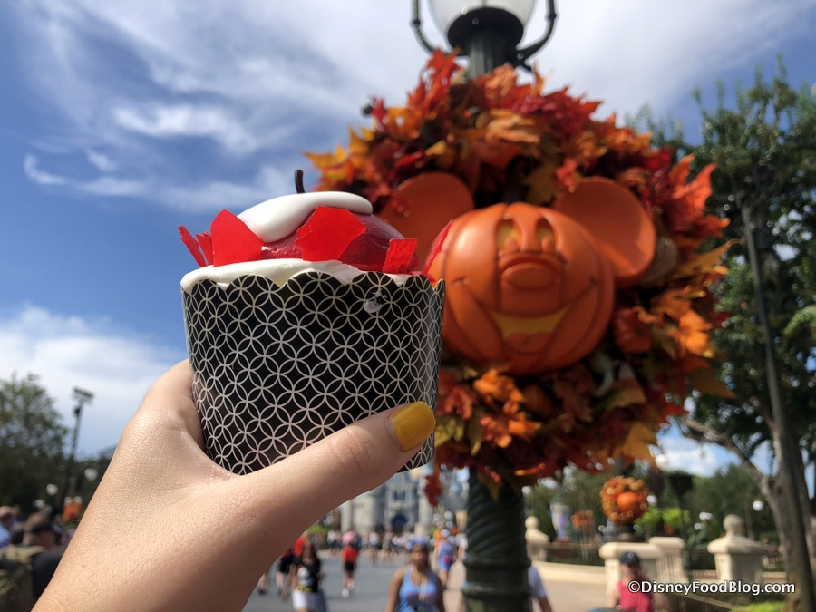 dfbs exclusive disney world magic kingdom halloween snack checklist print yours today