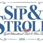 Tickets for The Disney California Adventure Food and Wine Festival D23 Sip and Stroll Event Available Today!