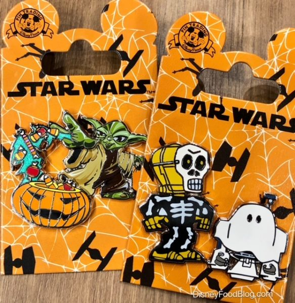 disney halloween pins 2018 star wars