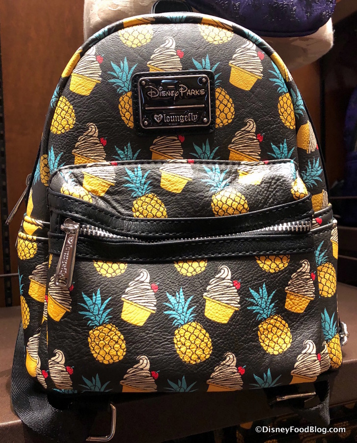 d9de7c8ecaa Check Out the New Orange Bird and Dole Whip Loungefly Backpacks and ...