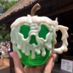 Scare Up the Green Poison Apple Stein in Disney's Animal Kingdom