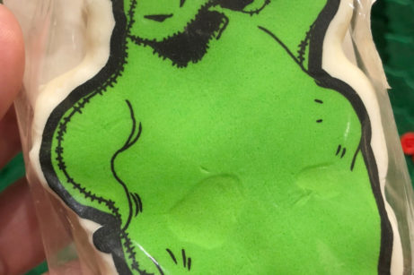 This Oogie Boogie Krispie Treat in Disney Parks Has A Hidden Surprise!