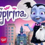 Find Out Where You Can Meet Vampirina in Disneyland and Walt Disney World This Fall!
