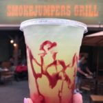 Halloween Time Eats: Green Apple Spell Lemonade in Disney California Adventure!