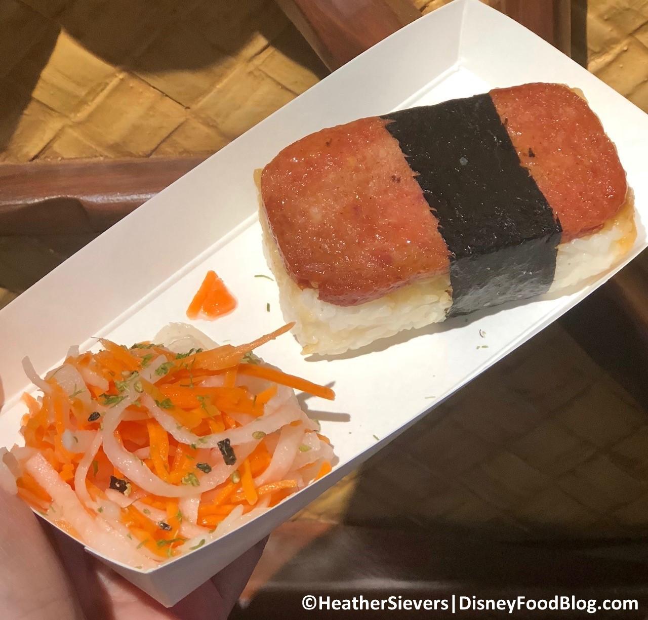 Crab Cake Orange Glaze