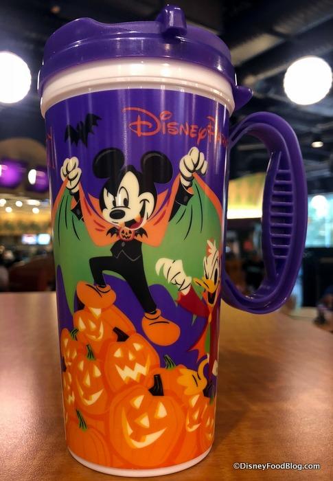 2020 Disney Halloween Refillable Mugs The 2018 Happy Halloween Disney World Refillable Resort Mugs Are