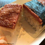 Is the Musubi at Bengal Barbecue in Disneyland a Halloween Time Trick or Treat?