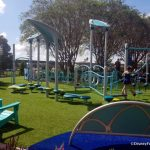 Epcot Food and Wine Festival Family Play Zone Re-Opened