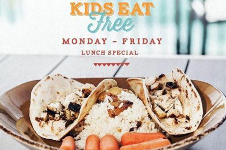 Kids Eat Free at Frontera Cocina in Disney Springs!