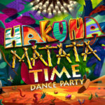 Hakuna Matata Time Dance Party Brings the Beat at Animal Kingdom!