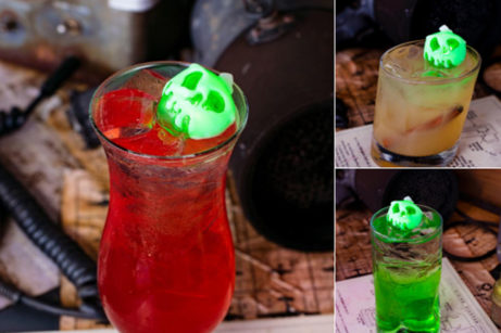 Guess Where Poison Apple Glow Cubes Have Landed in Disney World!