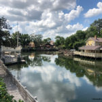 Magic Kingdom Construction Update: Rivers of America and Club 33