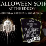 Tickets on Sale for A Halloween Soirée at The Edison Celebrating The Nightmare Before Christmas