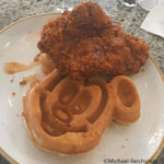 Disney World Food Hack: Chicken and Waffles at Grand Floridian Cafe!