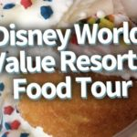 DFB Video: Disney World Food Tour – Everywhere to Eat at Disney World Value Resorts