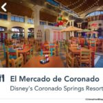 Pepper Market at Disney World's Coronado Springs Resort Becomes El Mercado de Coronado?