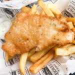 Gluten- and Dairy-Free Fish and Chips at Raglan Road and Cookes of Dublin in Disney Springs