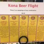 Kona Beer Flights Now Available at Walt Disney World's Polynesian Resort