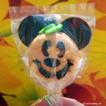 Mickey Mouse Halloween Macaron and More At Amorette's in Disney Springs!
