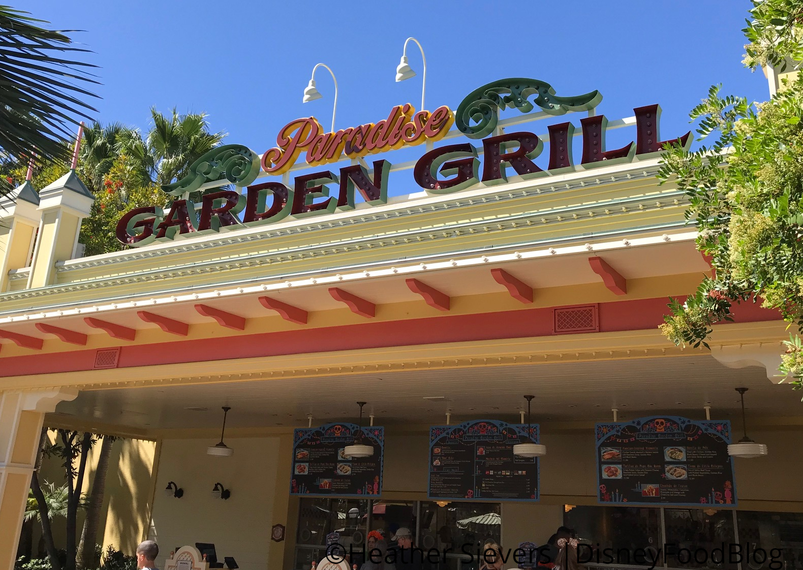 Paradise Garden Grill | the disney food blog