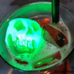 Review: Poison Apple Glow Cube Drinks at Walt Disney World's Disney Springs!