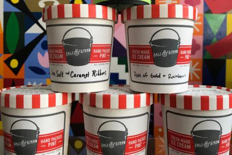 Salt & Straw To Open October 12th in Disneyland's Downtown Disney District!