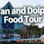 DFB Video: Disney World Food Tour – Swan and Dolphin Resorts
