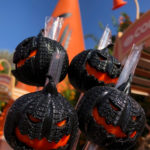 Guess Where We Found DCA's Pumpkin Tire Straws in Disney World!