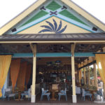 Review! NEW Food Menu at Banana Cabana in Disney World's Caribbean Beach Resort