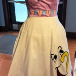 Sweet New Beauty and the Beast Chip Dress Spotted in Disney Springs!