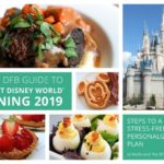 It's HERE! Grand Launch of the DFB Guide to Walt Disney World Dining 2019 Edition!