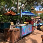 You KNOW It's Busy At Disney World When More Ice Cream Carts Start Selling This Lunch Option!