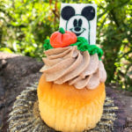 The Halloween Cupcake at Walt Disney World's Animal Kingdom is Just Right for Fall!