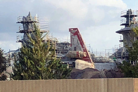 More Star Wars Construction and Changes at Disney's Hollywood Studios!