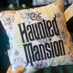 You Gotta Have this Haunted Mansion Pillow at Magic Kingdom's Memento Mori