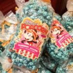 Blueberry Almond Popcorn is Now at Magic Kingdom, Plus a Goofy's Cotton Candy Update!