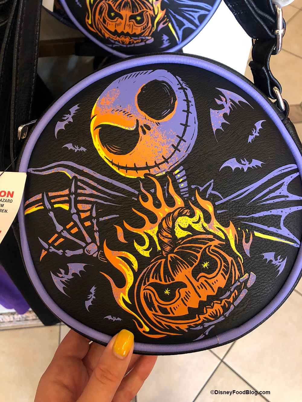 It is a picture of Crush Nightmare Before Christmas Pic