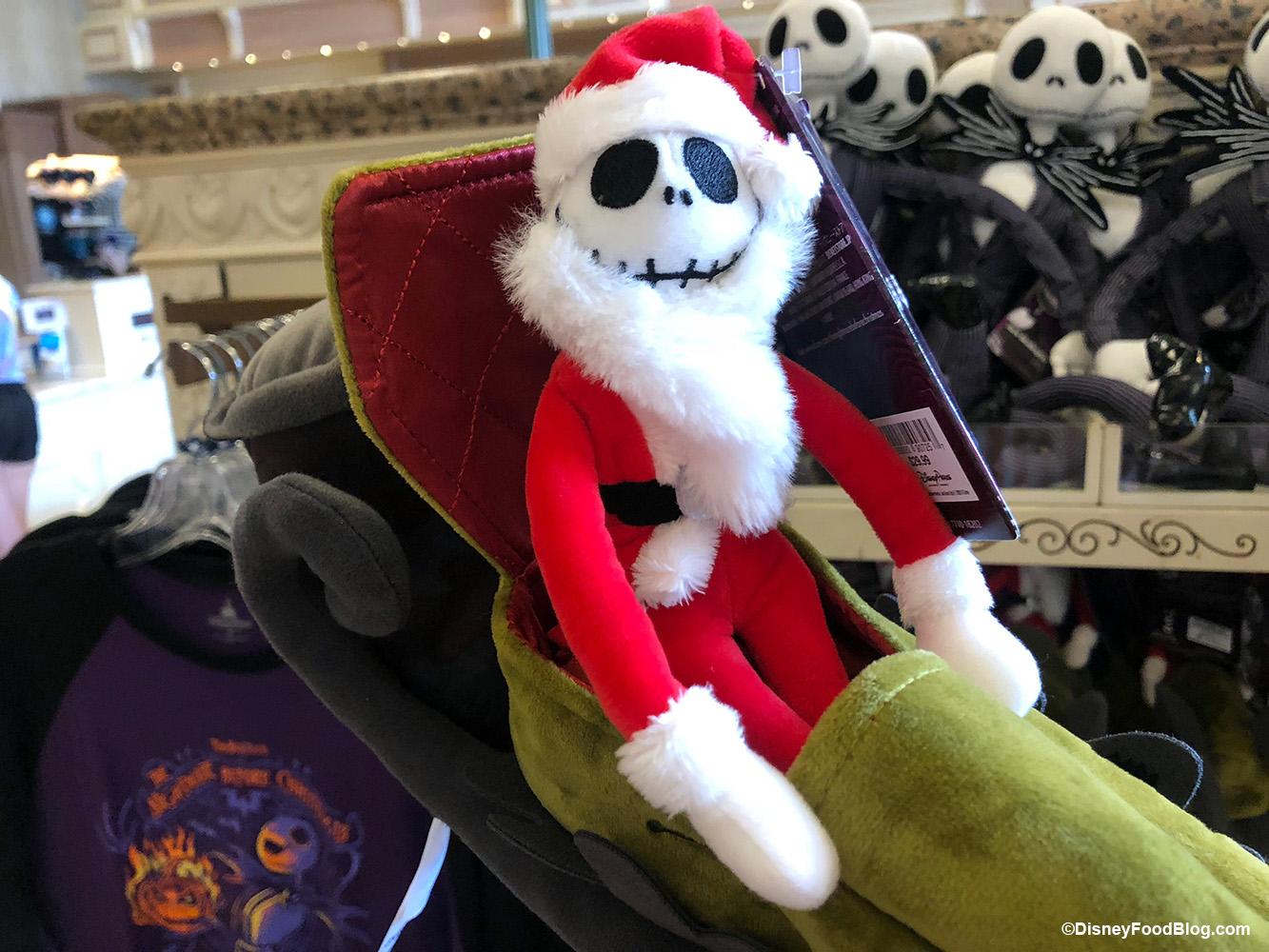 NEW! Nightmare Before Christmas 25th Anniversary Merchandise! | the ...