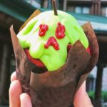 Review: Caramel Poison Apple Cupcake at Disney's Wilderness Lodge